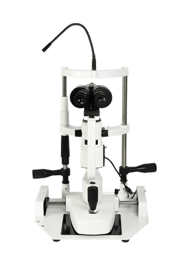 Slit Lamp with Two Step magnification